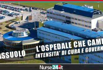 L'Ospedale che cambia: intensità di cura e governance. La sfida dell'Ospedale di Sassuolo
