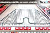 Da oggi gli Infermieri si acquistano alla COOP