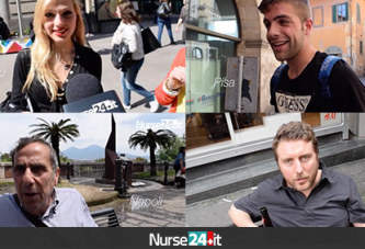 Cosa pensano gli ITALIANI degli infermieri