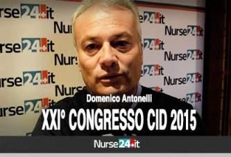 """Antonelli (Asl Bat): """"i dirigenti infermieri sono una risorsa da sfruttare in sanità"""""""