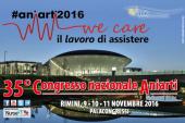 Congresso Aniarti 2016: We Care il lavoro di assistere