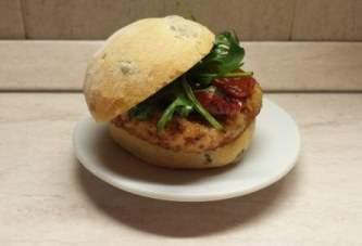 Hamburger di seppia