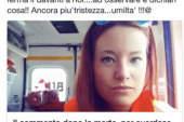 Studentessa di Infermieristica scrive sul sedicenne morto ed è polemica