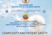 Complessità e sicurezza del paziente a Verona la Conferenza Internazionale