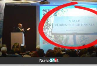 Per il Comune di Roma, l'eroina Florence Nightingale è un medico