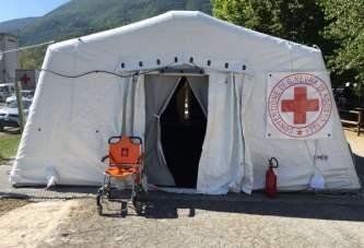 Terremoto: gli Infermieri raccontano l'orrore della morte